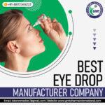 Best Eye Drops Manufacturer in Baddi