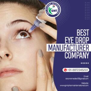 Eye Drops Manufacturer in Chandigarh