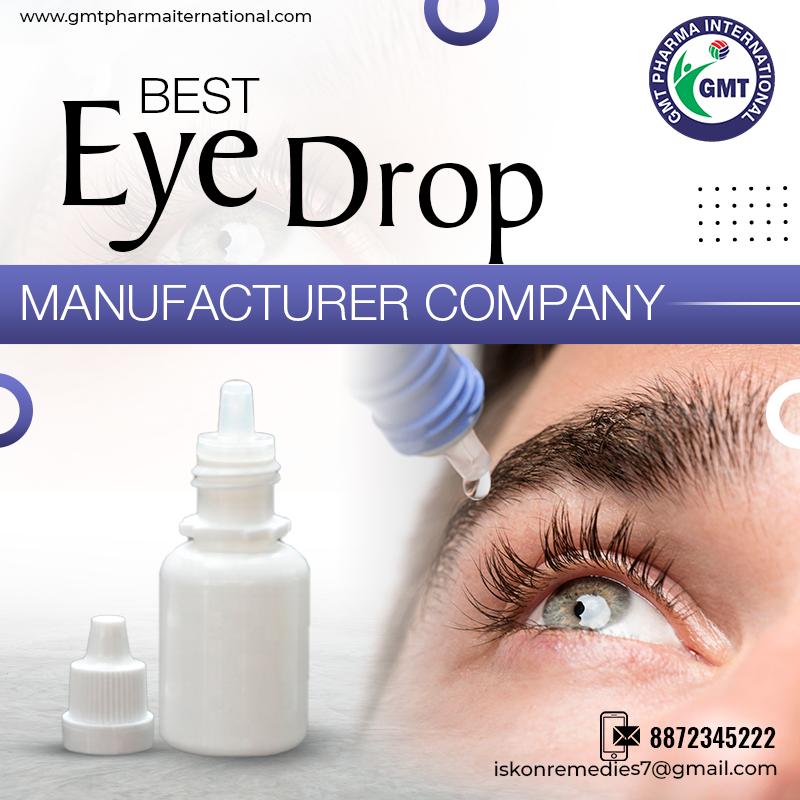 Eye Drops Manufacturer in Tamil Nadu