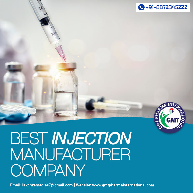 Injection Manufacturer in Kerala