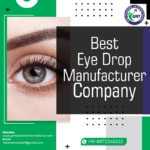 Eye Drops Manufacturing Company in Gujarat